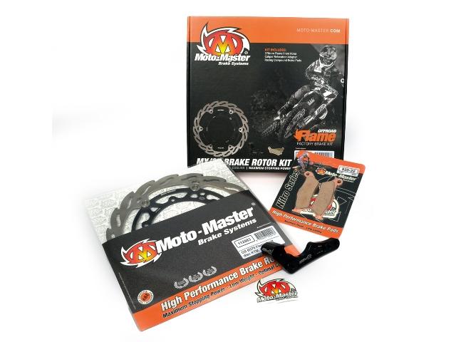 Moto Master 270mm remschijf kit