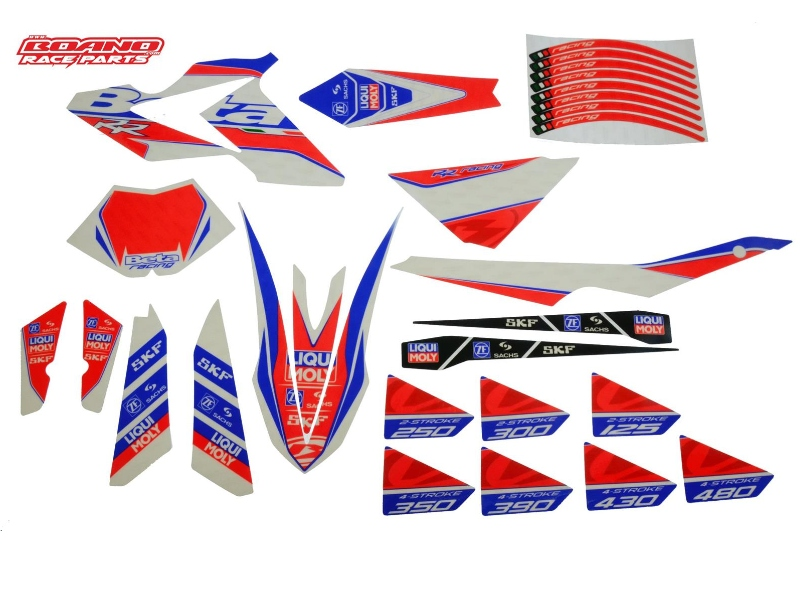 Beta Enduro Stickerset Factory-18