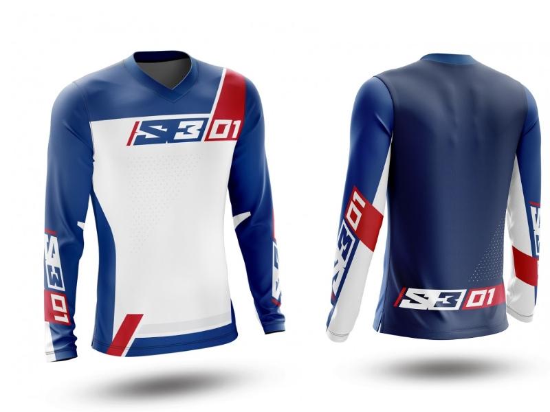 S3 trial shirt Femon Parts 2