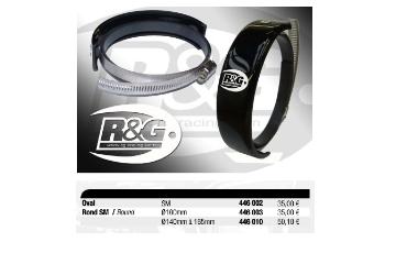 RG exhaust slider
