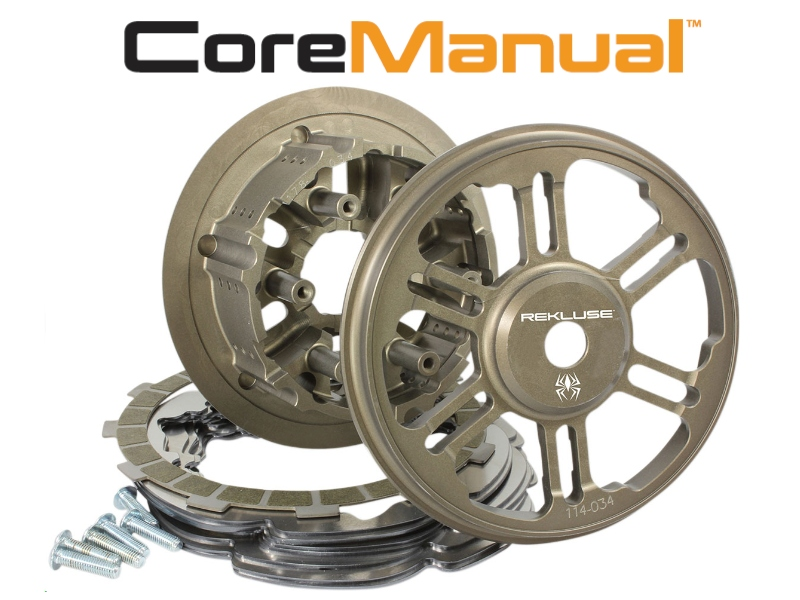 Rekluse Core Manual