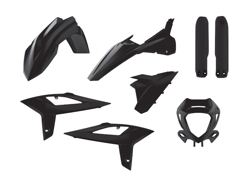 Plastic kit Beta Enduro 8