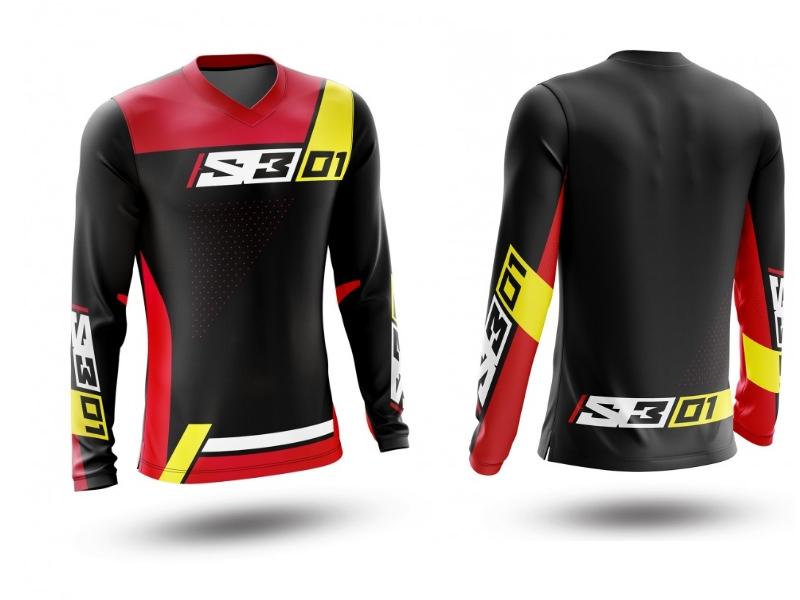 S3 trial shirt Femon Parts 1