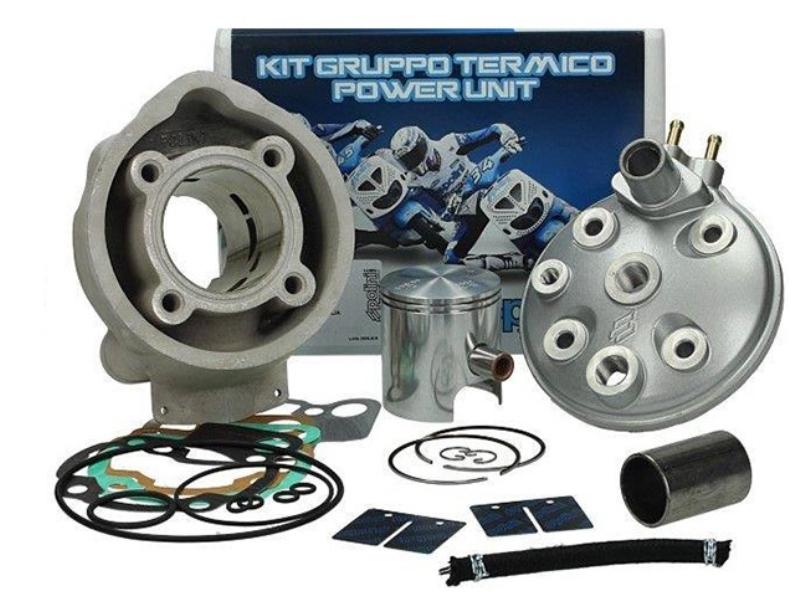80cc polini Beta 50 Track Supermoto 1