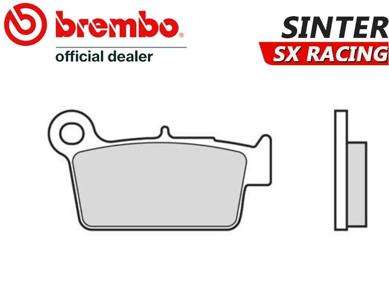 Remblokken Brembo Beta Enduro 2