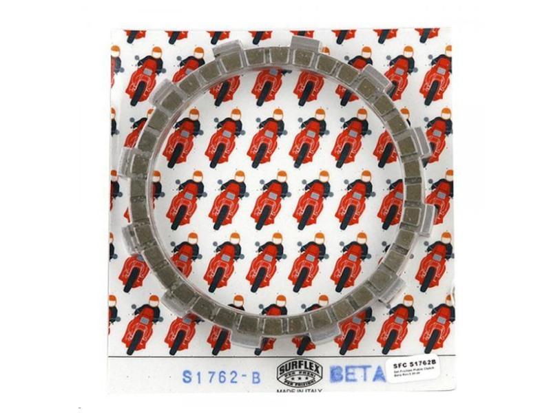 Beta Trial clutch plates Femon