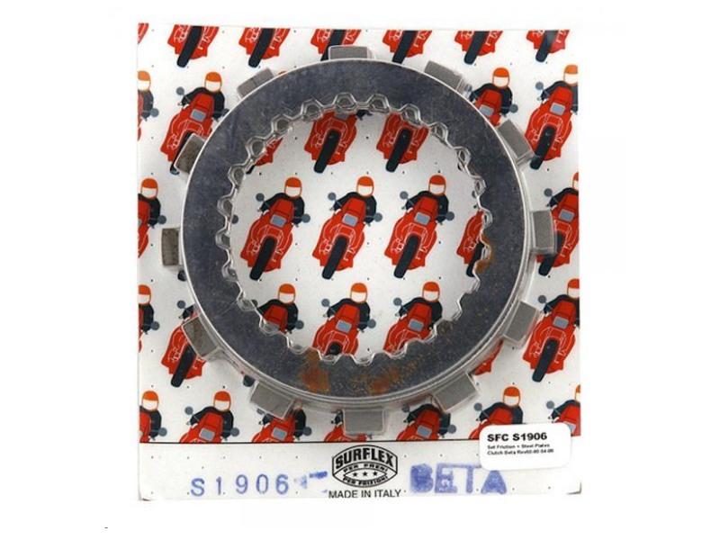 Beta Trial clutch plates Femon 2