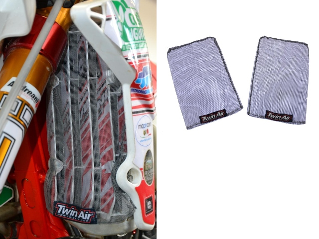 Twin Air radiator bescherming Beta Enduro