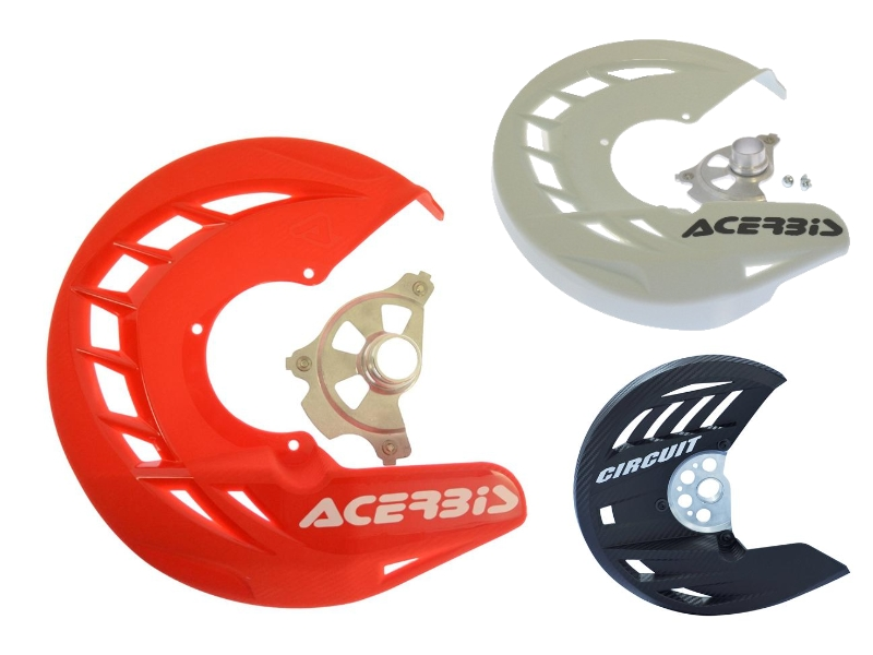 Brakedisc protection Beta Enduro