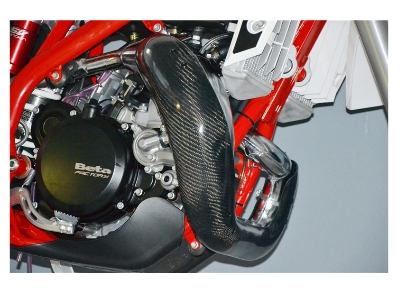 exhaust protection Xtrainer