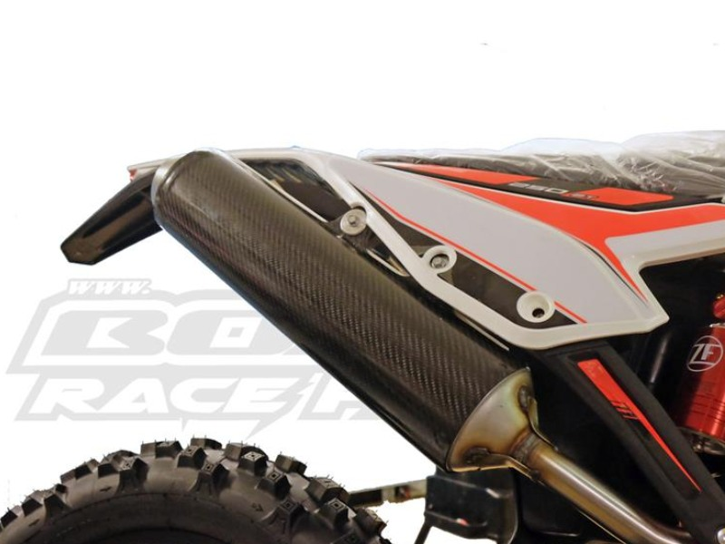 Carbon exhaust protection Beta 300