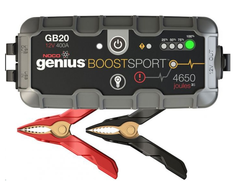 Accubooster Jumpstarter Genius GB20