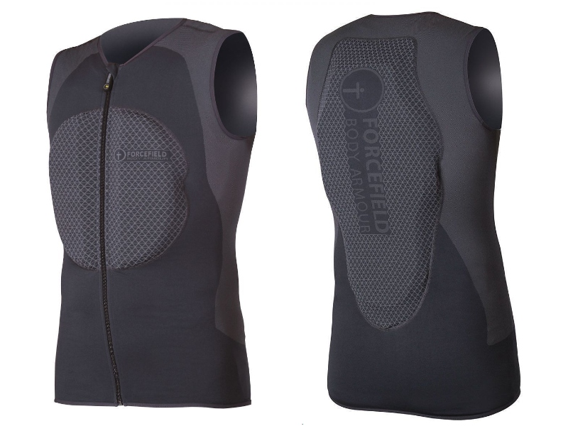 Forcefield protectie vest trial Femon