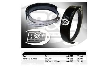 RG exhaust slider
