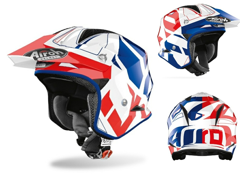 Airoh trial helm TRR Femon Parts 20