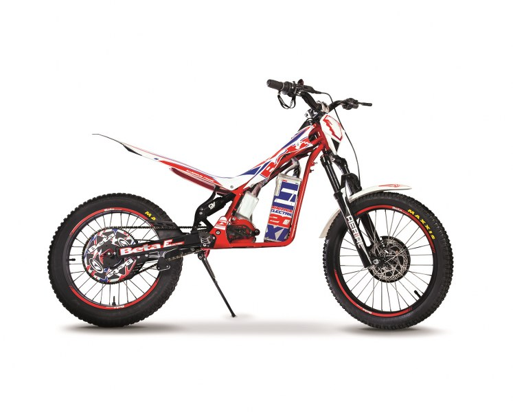 Beta electrische trial motor kinderen XL