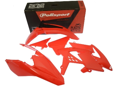 Platsic kit Beta Enduro red