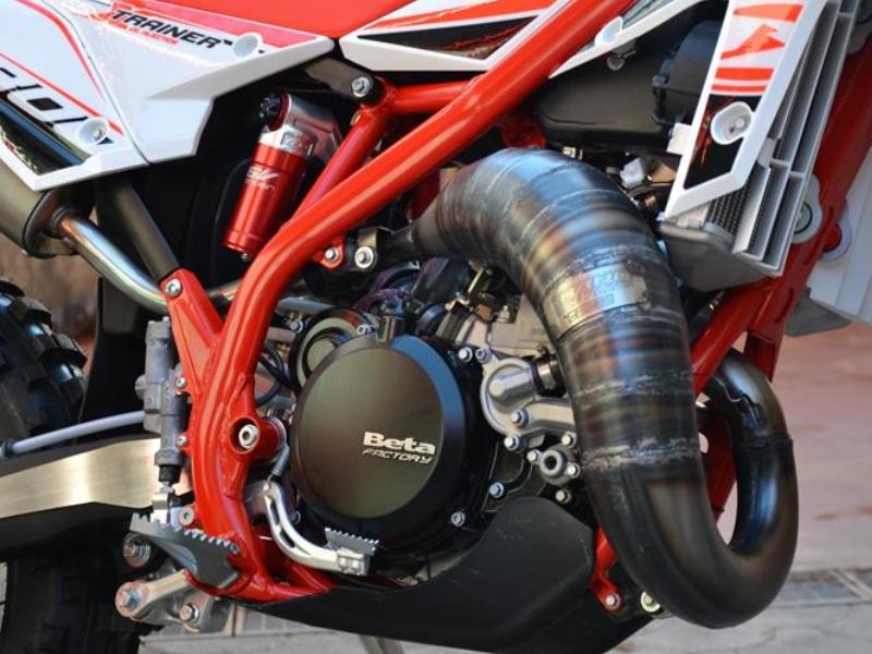 Boano Exhaust Beta XTrainer
