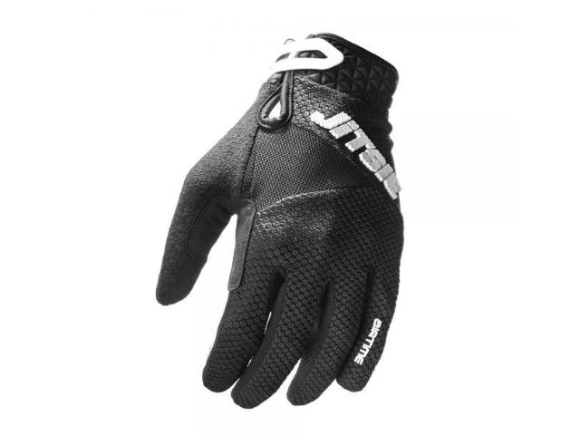 Jitsie trial handschoenen Airtime zwart