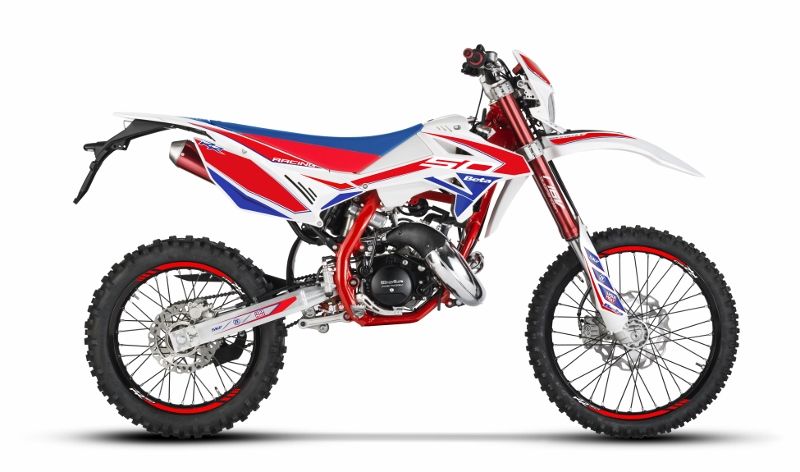 Beta 50 Enduro Racing brommer